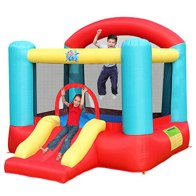 Inflatable Bouncy Jumping Castle with Blower - Bouncing Jump & Slide