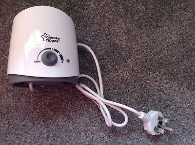 Tommee Tippee Closer To Nature Electric Bottle/Food Warmer New Never Used