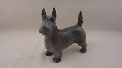 Royal Copenhagen 3161 RC Scottish Terrier standing Th. Madsen 10 cm Dog