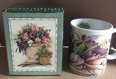 Collectable Mugs Valley Bouquet By Pat Richter