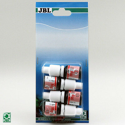 JBL Mg Test / magnesium-test Pack de recharge, NEUF