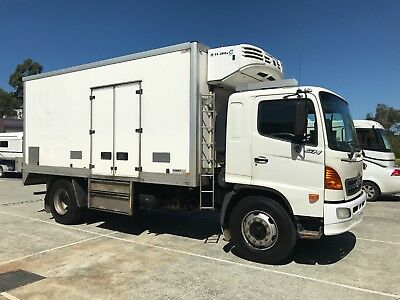 Hino 8 pallet Refrigerated Truck