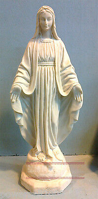 Catholic Church Christian Blessed Virgin Mary Statue Decoration Gift Holy .