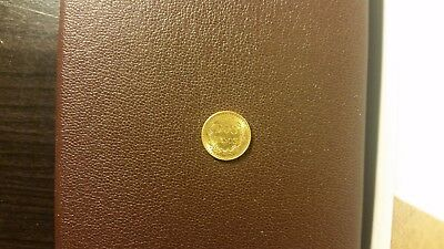 Mexico 2 Peso Gold 1945 BU