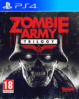 Zombie Army Trilogy PS4 Playstation 4 Game Brand New Sealed
