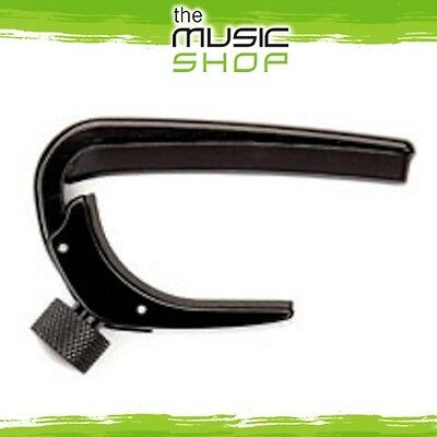 New Planet Waves NS Guitar Capo - Black - CP-02