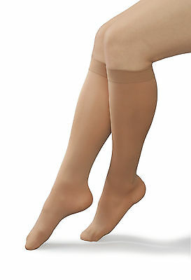 Knee High 23-32mmHg Compression Support Stocking,Open or Closed Toe /Sizes:S-3XL
