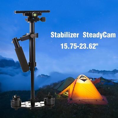 """S60 Handheld Camera Stabilizer 24""""/60cm Glidecam with Quick Release Plate AU"""