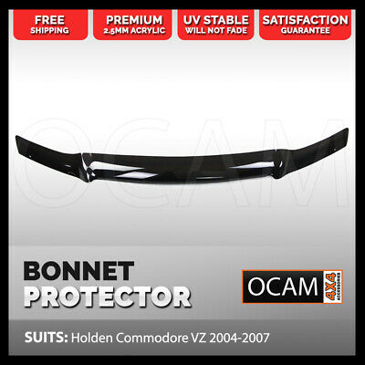 Premium Bonnet Protector For Holden VZ Commodore 2004-2007 Tinted Guard