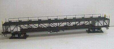 Auscision  Nswgr Nmkx  Open Sided Gunmetal Car Carrier