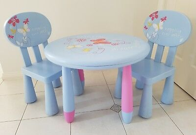 Children's Funtastic Table and Chairs