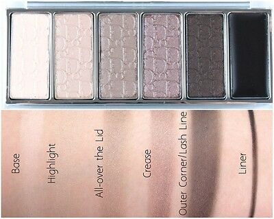 Dior eye reviver shadow palette
