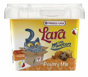 Versele Laga Lara Little Monster Crunchy Pollo Mix 75 Grs