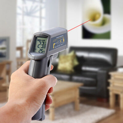 MS6530 Non – Contact Infra-red IR Thermometer with Laser Targeting & Digital