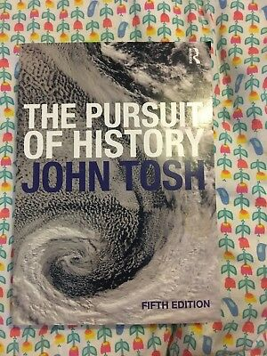 The Pursuit of History by John Tosh (Paperback, 2009) 5th Edition