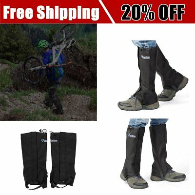 Bluefield Outdoor Waterproof Skiing Climbing Windproof Gaiters Leg Guard BTF