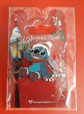 pins disney stitch noel