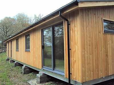 SIBERIAN LARCH CLADDING - 110LM Pack of Timber (Cedar, Oak, Douglas Fir, Ash)