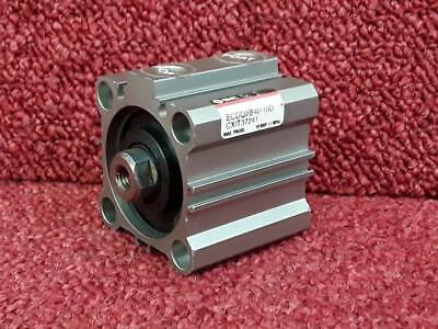 SMC Pneumatic Air Cylinder ECDQ2B-40-10D Double Acting 40 Bore 10 Stroke