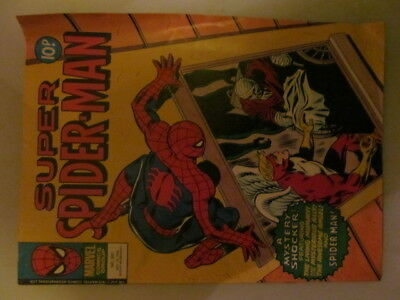 Comic. super spiderman  301 nov 15 1978