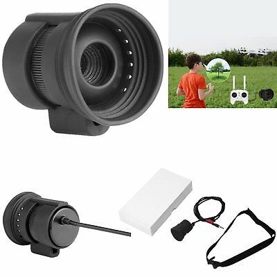 FPV Monocular Display Aircraft VISION-750 Telescope Medical Infrared Detection