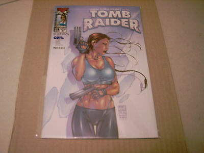 Tomb Raider : Issue #9 (Michael Turner Cover)