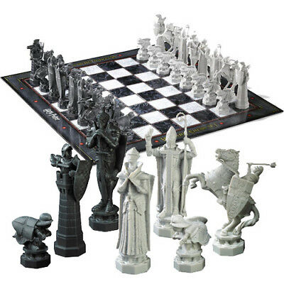 Harry Potter Wizards Collectible Chess Set Officially Licensed Board Game