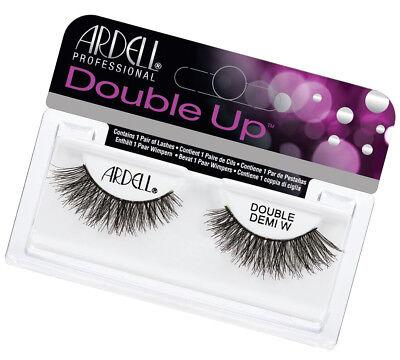 Ardell Double Up Double Demi W Wimpern Schwarz