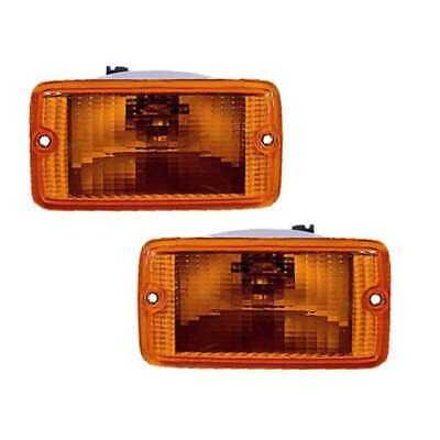 Turn Signal Parking Light pair Left & Right Fits Jeep Wrangler