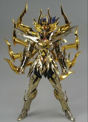 Saint Seiya Myth God Cloth Soul of God/SOG EX Cancer Deathmask+Armor SH0112