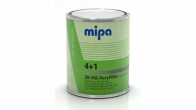 Mipa 4+1 Acrylfiller HS dunkelgrau ca. RAL 7011 (1l)
