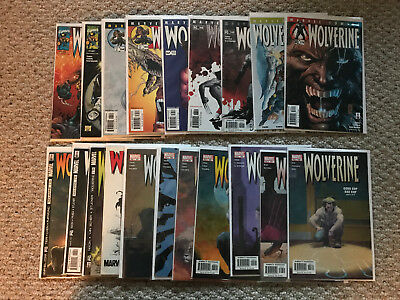 Wolverine Volume 1 Excellent Condition Comic Lot See Listing For Issues