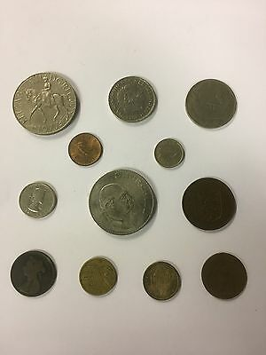 Various Coins