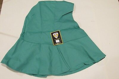 NEW TILLMAN 6010 Welding Hood Neck & Shoulder Drape Green Flame Retardant Cotton
