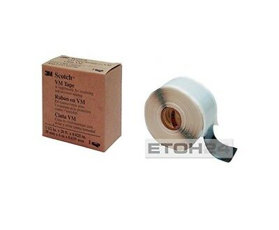 3M Scotch VM-4X10 Insulating Tape - 4 in Width x 7 mil Thick - Electrically Insu