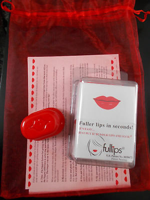 Fullips Lip Enhancers Medium Brand New