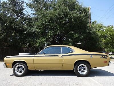 1971 Plymouth Duster A-Body mild project 440 BIG BLOCK STREET ROD TEXAS /OKLAHOMA SOLID A-BODY BARGAIN