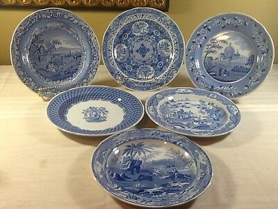 Spode Blue Room Collection Continental Views 163 12 99