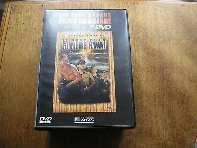 "DVD,guerre,""LE PONT DE LA RIVIERE KWAI"",william holden,(ge03)"