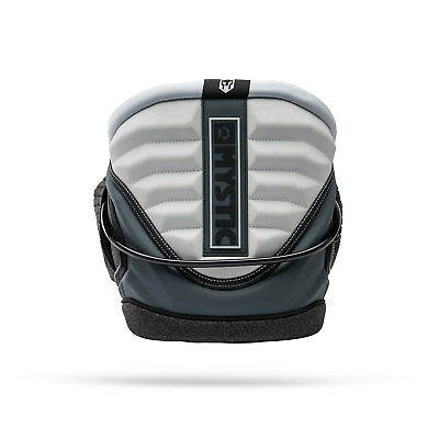 Mystic WARRIOR V Kitesurf Harness 2018 - Black/Grey