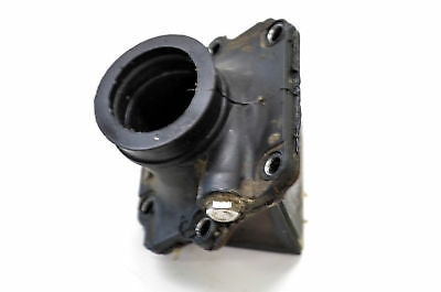 02 Polaris Scrambler 400 4x4 Intake Manifold Carburetor Boot & Aftermarket Reed