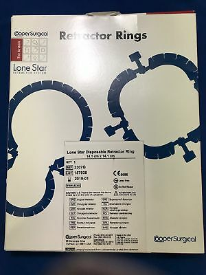 Cooper Surgical Lone Star Retractor Rings 32.5 x 18.3cm - Reference: 3304G