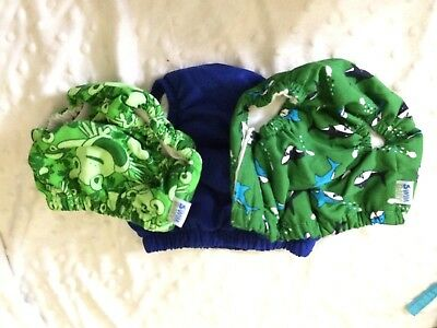 Large Swim Diapers Set Of 3