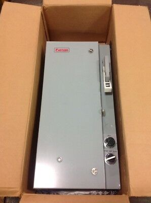 Furnas 17CSD92BF10A3CTFDG11, Three Phase Combination Magnetic Starter. Loc 44 AB