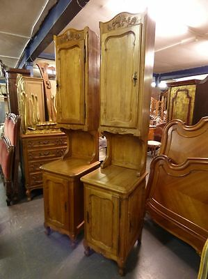 Pair of Impressive Antique French Cabinets -k98