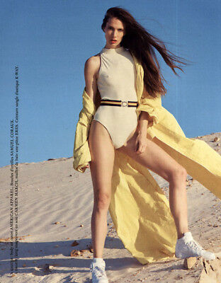 Jessica Miller->52 ads & clippings of sexy American Supermodel