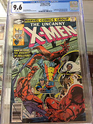 X-MEN # 129 CGC 9.6 1st Appearance of KITTY PRYDE & Emma Frost  Marvel Comics