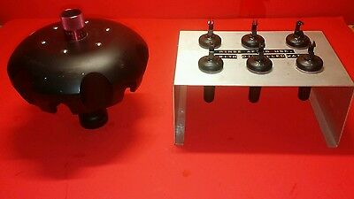 SW60 Centrifuge Rotor with 44.5 Tubes and Rack 60000 RPM CLASS G H FREE SHIPPING