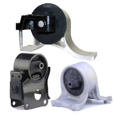 Transmission and Engine Mount Package Fits Nissan Altima