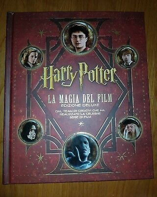 harry potter la magia del film edizione deluxe